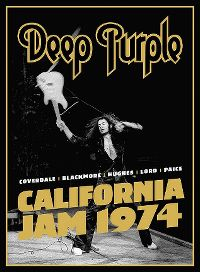 Cover Deep Purple - California Jam 1974 [DVD]
